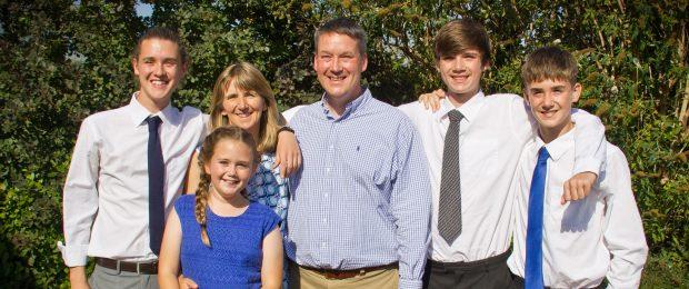 Family Profile: The Thaws